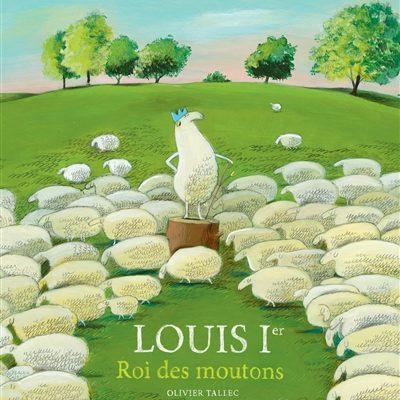 louis roi moutons